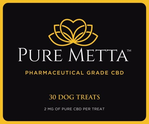 Pure Metta Beef Flavored Dog Chews (Qty 30)