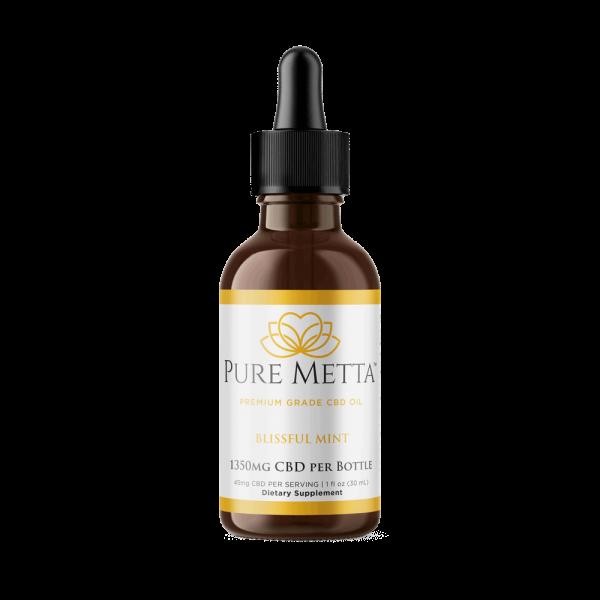 Pure Metta CBD Oil