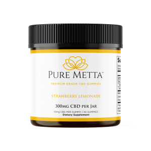Pure Metta CBD Gummies